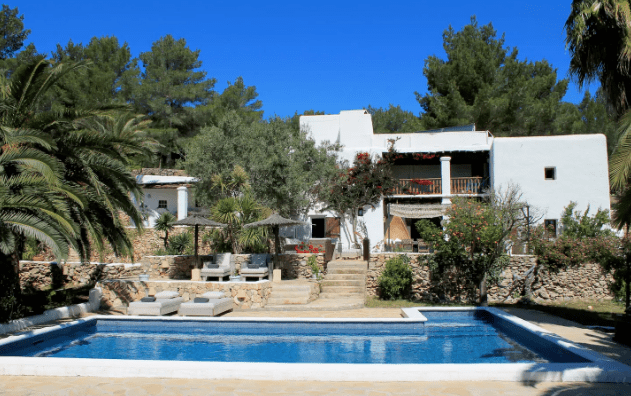 Villa San Jose The Ibiza Catering
