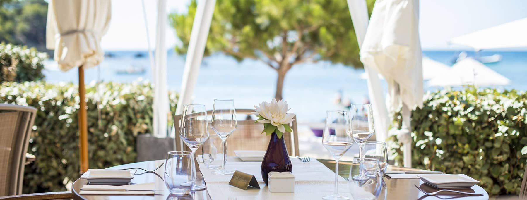 Beach Club The Ibiza Catering