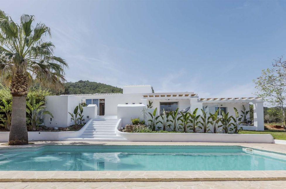 Villa Santa Gertrudis The Ibiza Catering